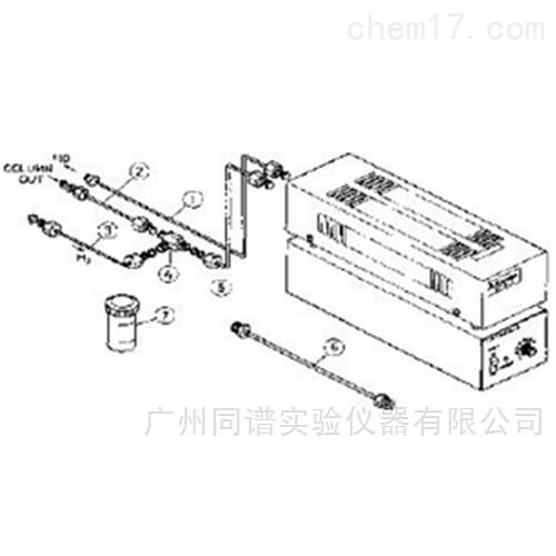 岛津GC-17A气相仪MTN-1使用镍催化剂配件