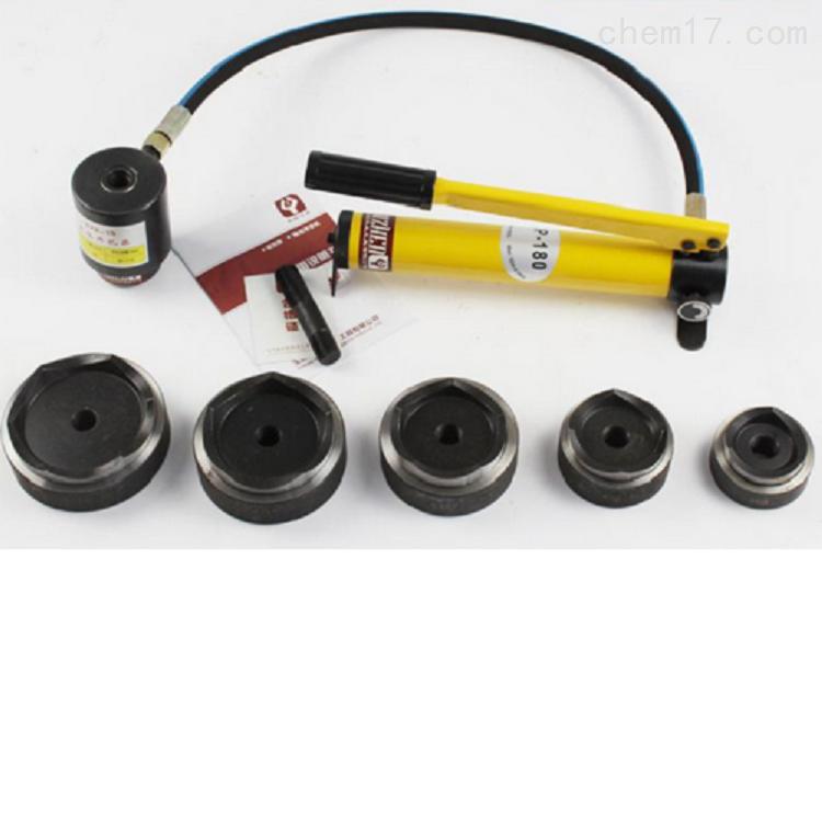 油压分离式穿孔工具承装修试出售