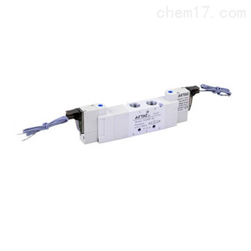 榆林亚德客气动器材4V100系列电磁阀