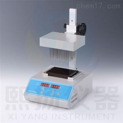 YND30096孔板氮吹浓缩仪铝模块导热型