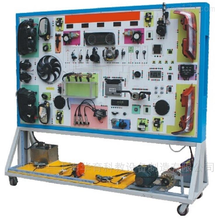 HY-QC503桑塔纳2000整车电器系统实训台