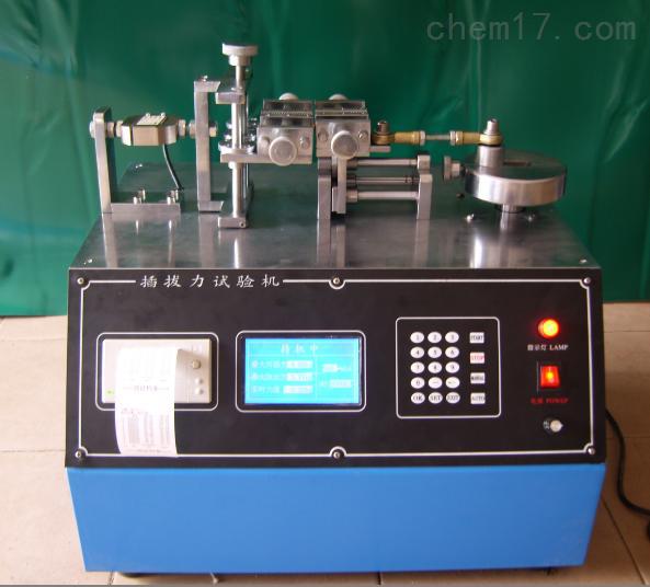 YHT-5800插拔力试验机