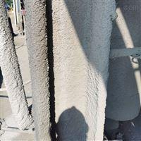 防火型室内厚型钢结构防火涂料施工