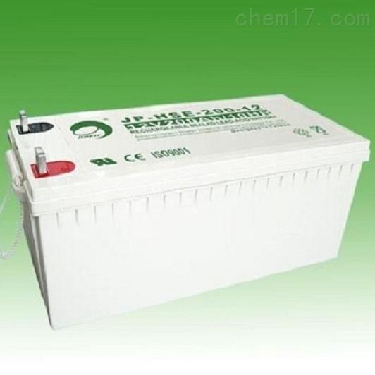 劲博蓄电池JP-HSE-200-12全新
