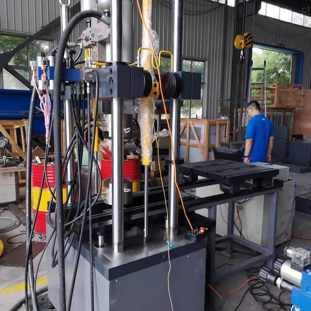 空气弹簧橡胶气囊压缩疲劳测试机