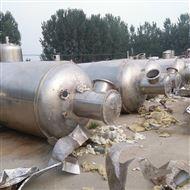 公司出售二手三效浓缩蒸发器价格