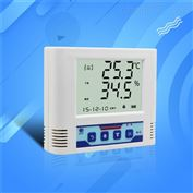 485型温湿度变送记录仪内置电池