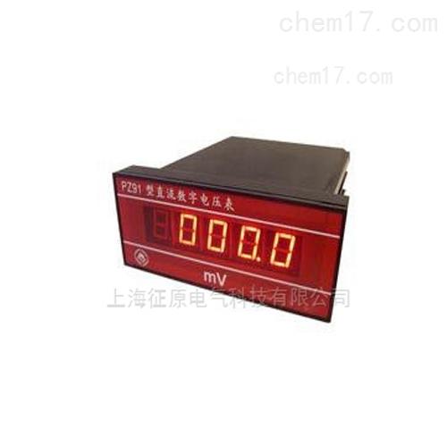 面板式直流数字电流表