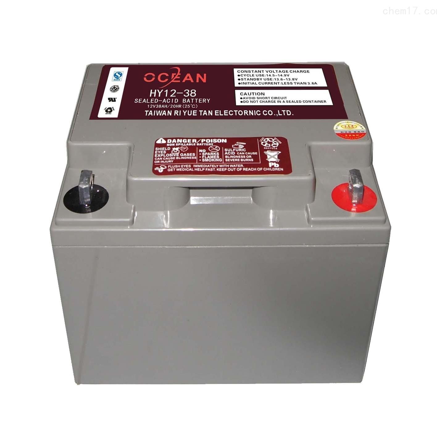 日月潭蓄电池技术应用