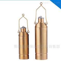 可卸式铜取样器
