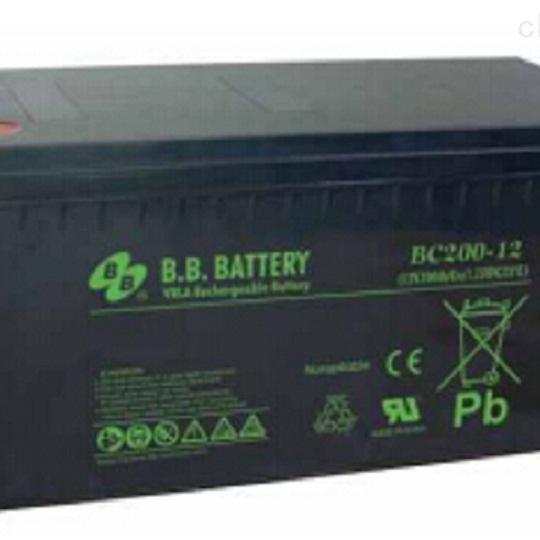 台湾BB蓄电池BC200-12批发