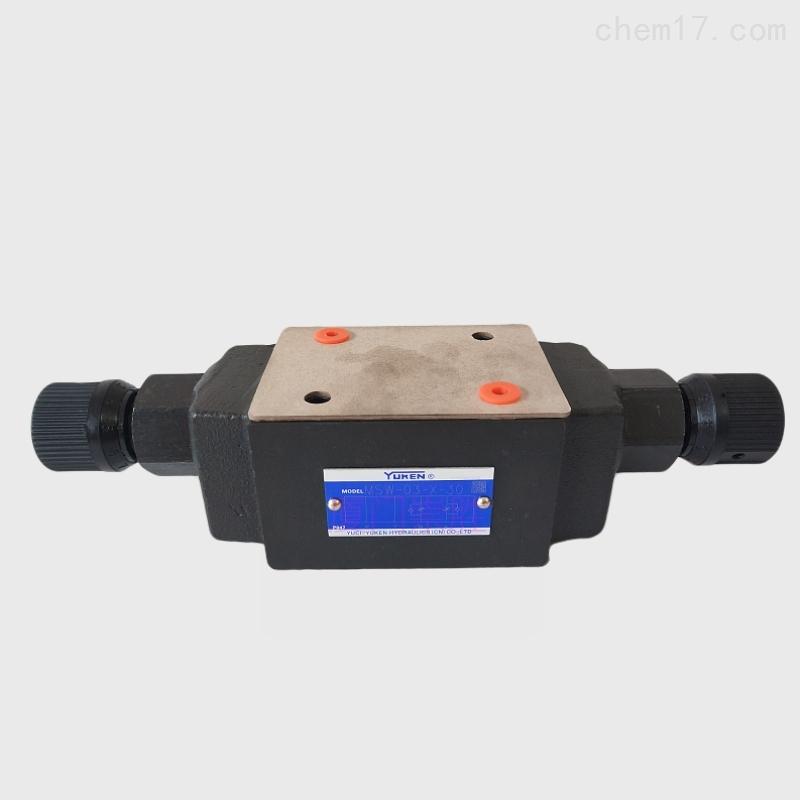 正品油研单向节流阀Yuken叠加阀质保一年