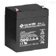 12V4AH台湾BB蓄电池BP4-12含税运