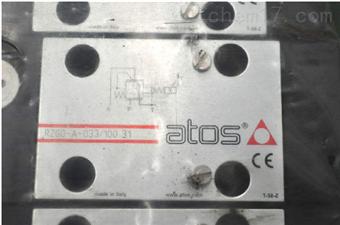 现货ATOS比例减压阀RZGO-A-033/100配放大器