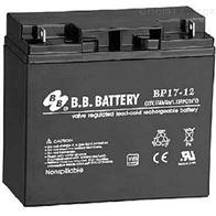 12V17AH台湾BB蓄电池BP17-12厂家