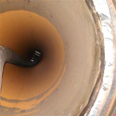 管道内水泥砂浆衬里的修复技术