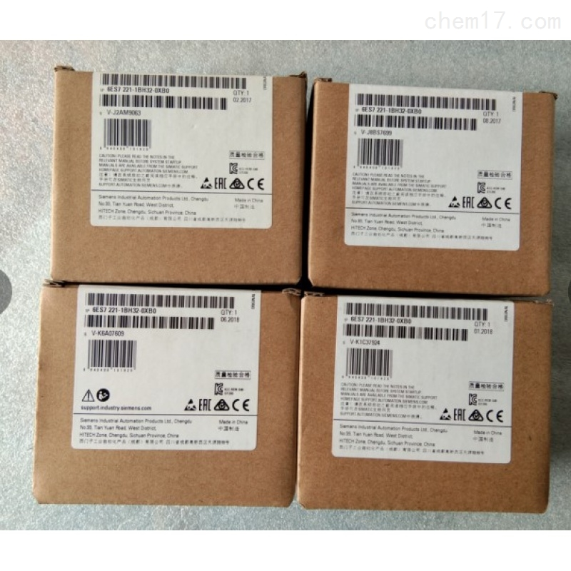 金华西门子S7-1200CPU模块代理商