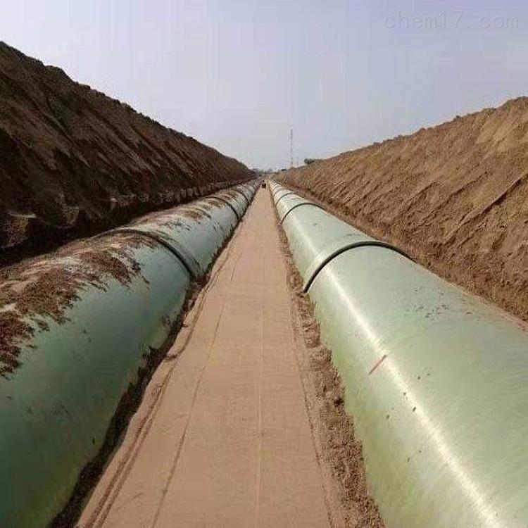 内蒙古玻璃钢缠绕管道
