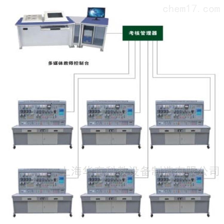 网络化智能型机床电气技能实训考核装置