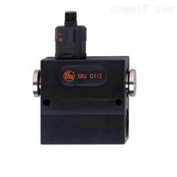 SBU623德国易福门IFM带单向阀的流量变送器