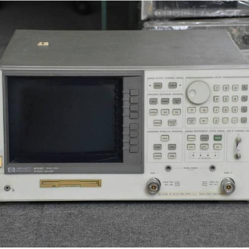 思仪 3672A/B/C-S 矢量网络分析仪