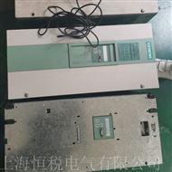 SIEMENS售后维修西门子直流调速器面板报警F042故障检测方法