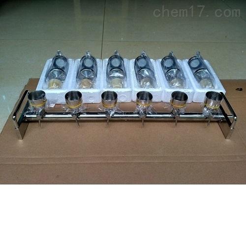 六联式无菌薄膜过滤器