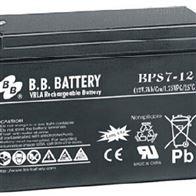 12V7AH台湾BB储能蓄电池BPS7-12