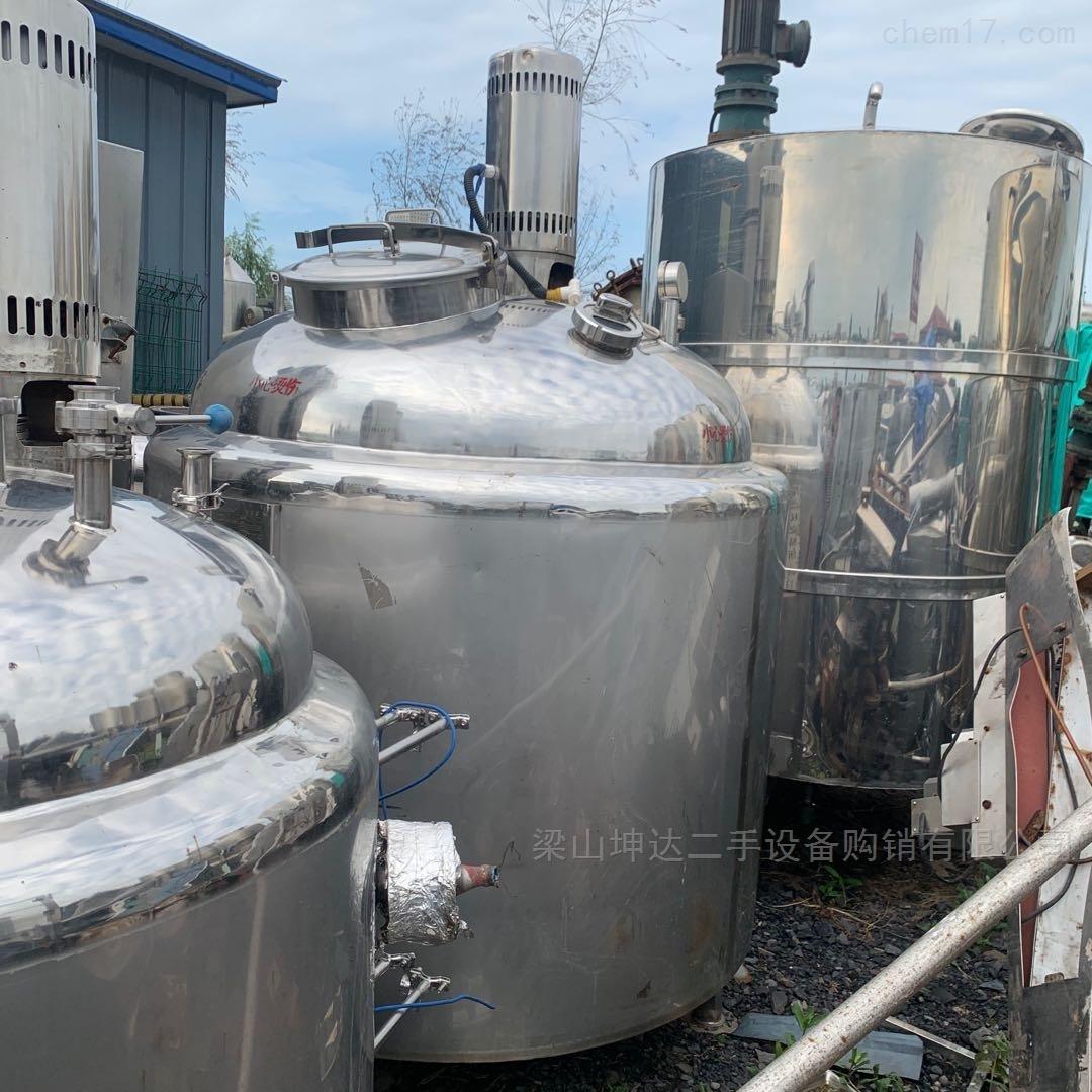调剂回收二手不锈钢配料罐