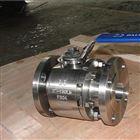 Q41H锻钢三片式硬密封球阀价格实惠