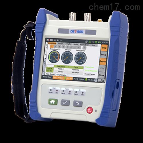 德力TC601/TC602手持式以太网测试分析仪