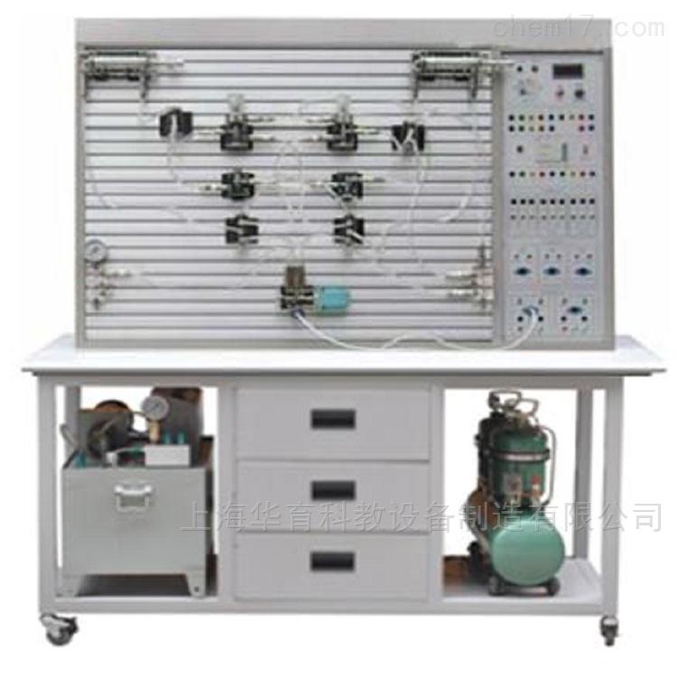 液压与气压传动PLC综合实验台