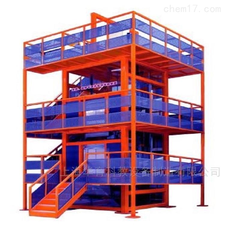 电梯安装维修与保养实训装置