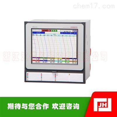 OHKURA大仓VM8800A无纸记录仪