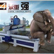 木工数控四工序板式家具自动换刀开料机