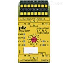 德国787502皮尔兹时间监控继电器