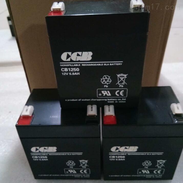 CGB长光蓄电池CB1250代理商