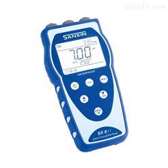 SX816三信极谱型便携式温度盐度溶氧分析仪