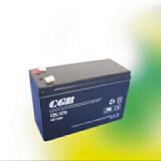 CGB长光蓄电池CBL1270现货