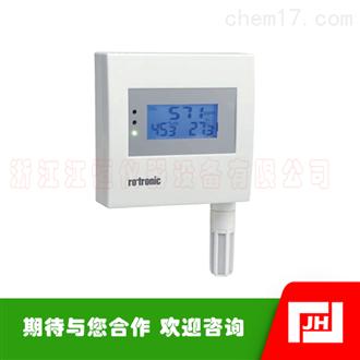 ROTRONIC罗卓尼克CF1二氧化碳CO2变送器
