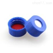 藍色白膠紅膜蓋墊
