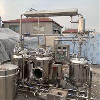 高价回收TNH-50多功能提取浓缩机组