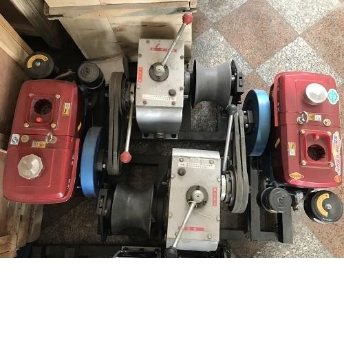 攀枝花电动绞磨机电力承装修试