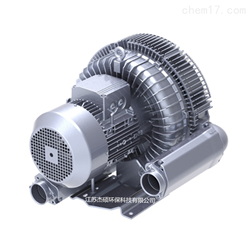 12.5KW单级气环式高压涡轮气泵