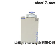 BKQ-Z100I高压蒸汽灭菌器(翻盖外排气)