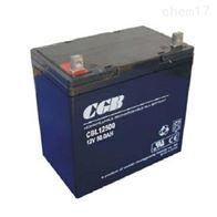 12V50AHCGB长光蓄电池CBL12500批发销售