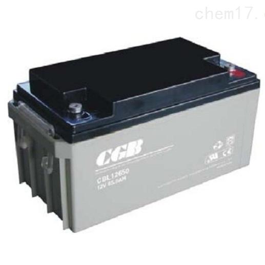 CGB长光蓄电池CBL12650全新