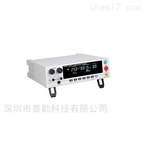 日置交流接地电阻测试仪