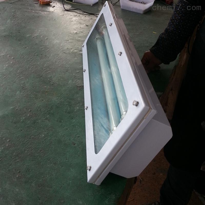 YBHD吸顶式嵌入式防爆洁净荧光灯2*18W