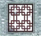 齐全中空玻璃隔条装饰格条产品艺术订做